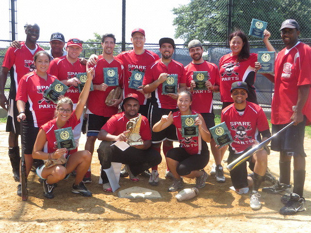 Spare Parts 2014 Summer Champs