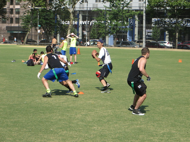 Sunday 4man Spring Flag Football League Begins March 14, 2015
